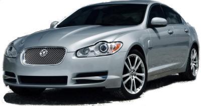 Tournant historique: cette version de la Jaguar XF est la première Jaguar équipée d'une motorisation diesel !